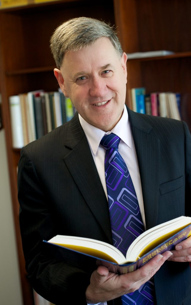 Southern Cross University Vice Chancellor Peter Lee.