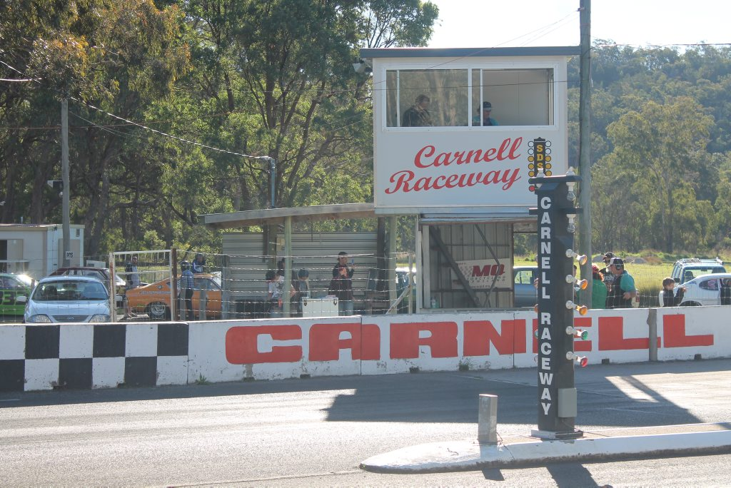 READY, SET, GO: Carnell Raceway brings competitors and spectators from far and wide. Photo Linden Morris / Stanthorpe Border Post
