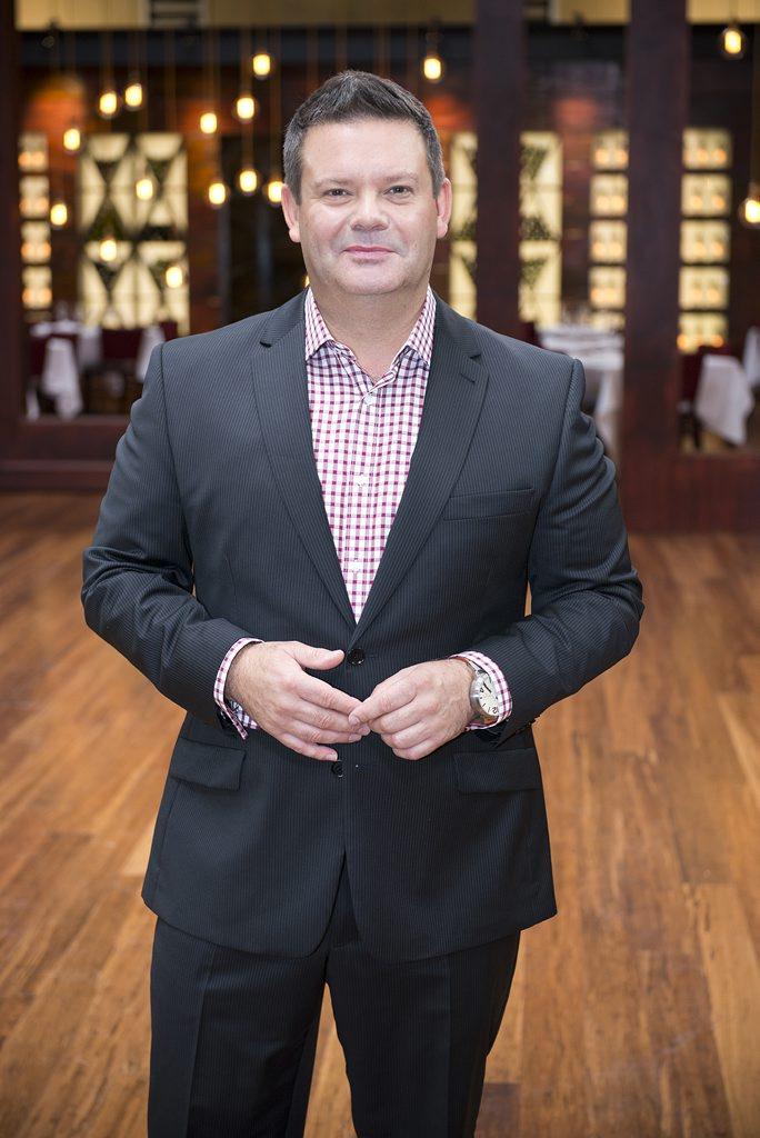 Chef Gary Mehigan.