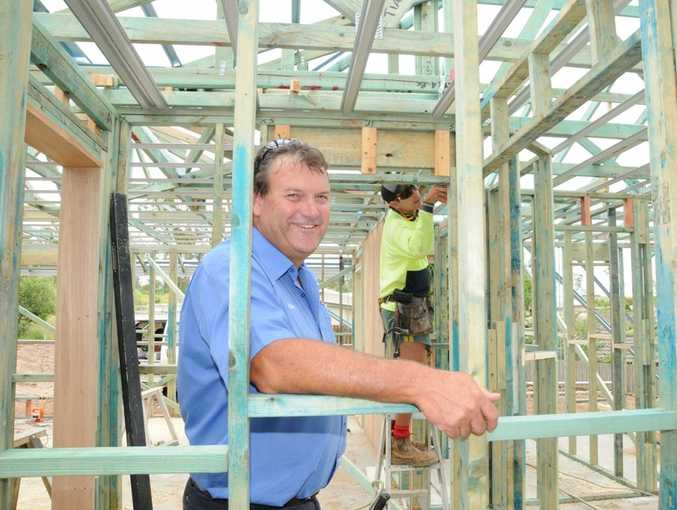 Gympie Hotondo Homes owner Chris Dodt says Queensland has the nation's best building services authority that is the envy of builders across Australia.