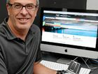 ONLINE INNOVATOR: Digital Camera Exchange founder Brett Peters.