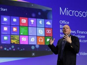 Steve Ballmer set to resign as Microsoft CEO next year