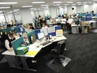 Open plan offices can promote collaboration... and conflict.