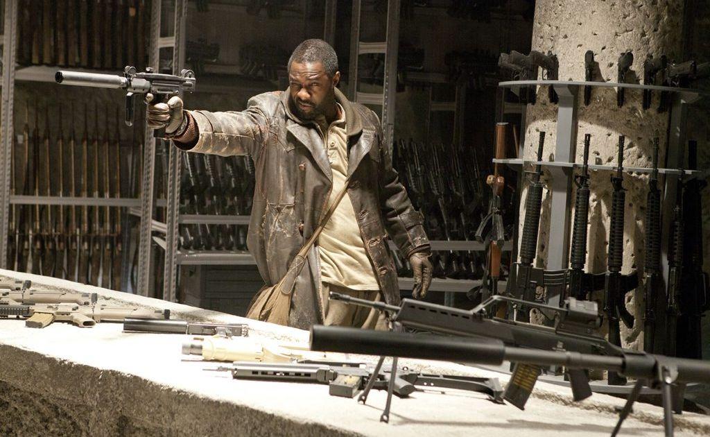 Idris Elba in Columbia Pictures' action thriller Ghost Rider: Spirit of Vengeance.
