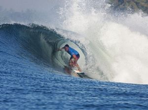 Joel Parkinson wins Oakley Pro in Bali