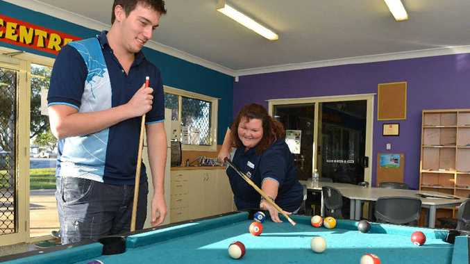Youth Support worker Jake Patroni and Youth Development officer Tania Leeson will be at the Sarina Youth Centre during the school holidays to provide some fun activities for children.
