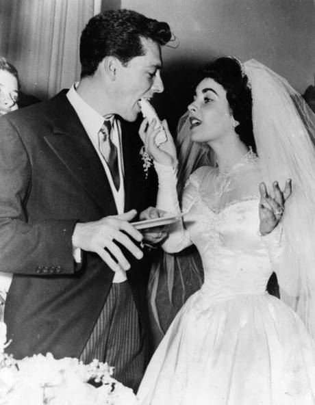 Awesome US Film Star Elizabeth Taylor And Her First Husband Nick Hilton, Of The  Hotelier Family Awesome Ideas
