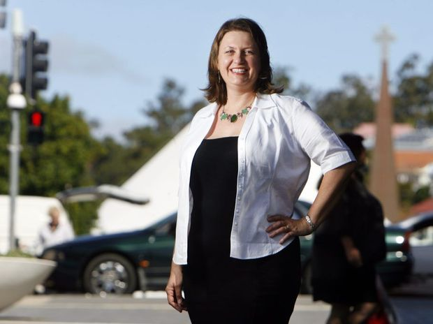 NO FLAK: The Liberal National candidate for the seat of Blair, Teresa Harding, says she hasn't seen any signs of sexism in politics.