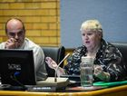 Councillor Nan Cowling was the lone voice on council opposed to a move to spend $40,000 to $45,000 on community consultation for the city's special rate variation.