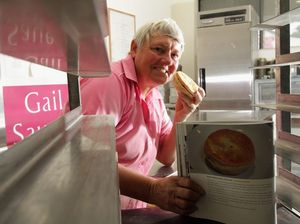 Nothing flaky about Sauer's pies which have earned top marks