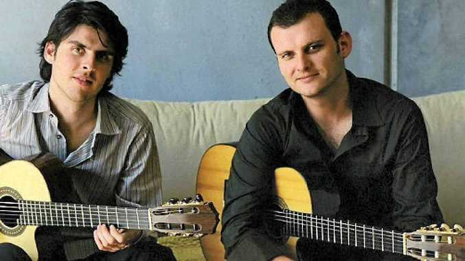 Two of the finest guitarists in the world Leonard and Slava Grigoryan will feature at the Mackay Sugar Classical in the Cane Fields at Greenmount Homestead during the Festival of Arts.