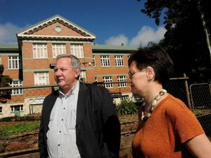 McVeigh 'dodges' questions over Toowoomba school closures