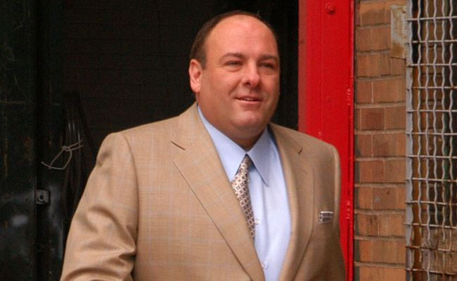 Late 'Sopranos' actor James Gandolfini has had a street dedicated to him in his hometown of Park Ridge, New Jersey. The star died of a heart attack in June.