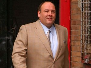 Family and friends gather for James Gandolfini's funeral