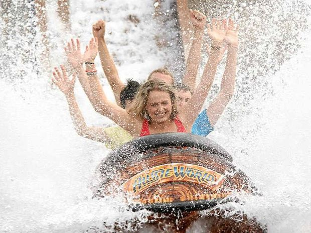 THEY GOT IT HALF RIGHT: Aussie World has been named one of the top amusement parks in the South Pacific, but the Coast's natural attractions – such as Noosa's Main Beach, Caloundra's Happy Valley and Mooloolaba Beach, all below – failed to fare as well.