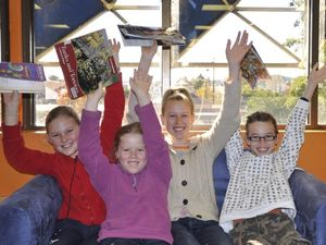 Bookworms make Garden City one of Australia's most well-read