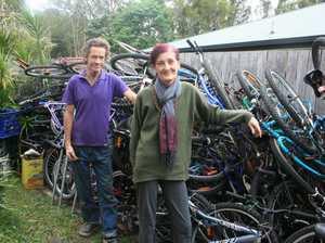 Byron bikes for Fiji farmers