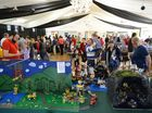 The Brick Event held at the Ipswich Showgrounds on Saturday.