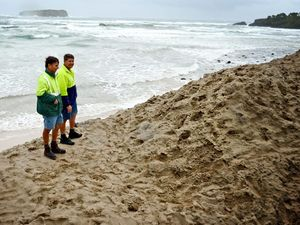 Fight to stop Fingal surf club erosion continues