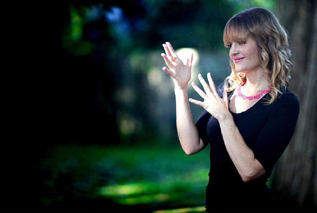 The inspirational Lisa Mills.