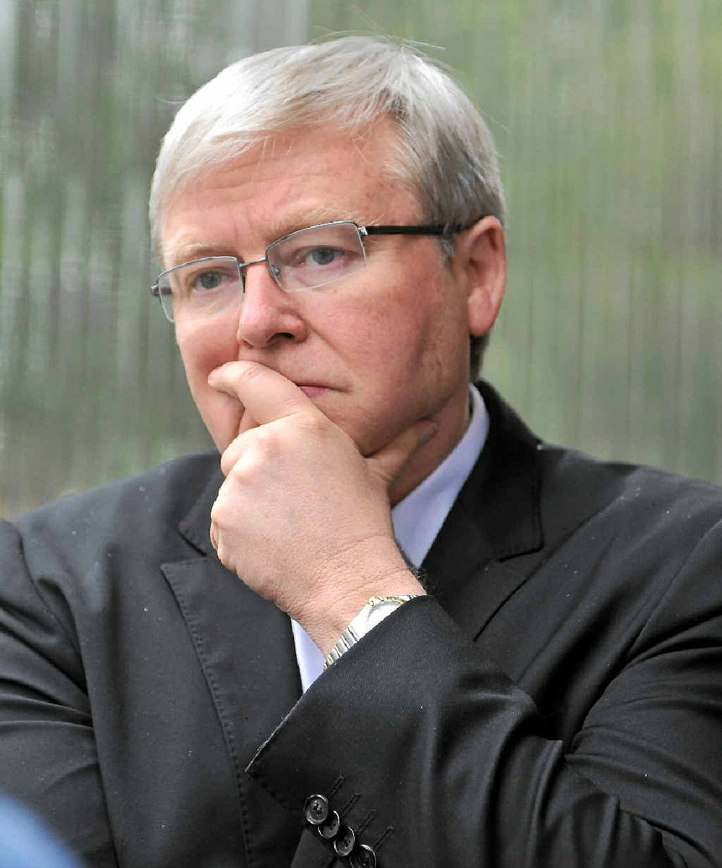LEADER'S CHOICES: PM Kevin Rudd has retained Shayne Neumann and Bernie Ripoll as parliamentary secretaries.