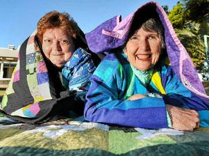 Labour of love for quilters