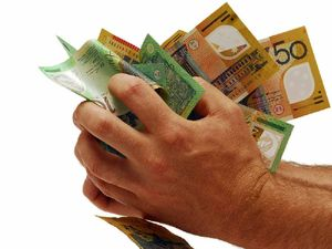 ALP gives some CSG cash back to Santos