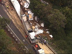 Endless Toowoomba Range saga leaves truckies fuming