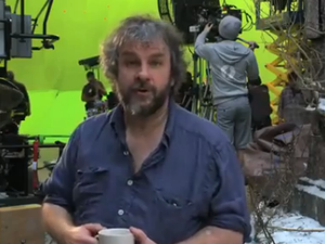 The Hobbit - Production diary