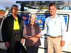 TIRED of paying high electricity bills, Terry and Helaine Thornton decided solar power was they way to go.