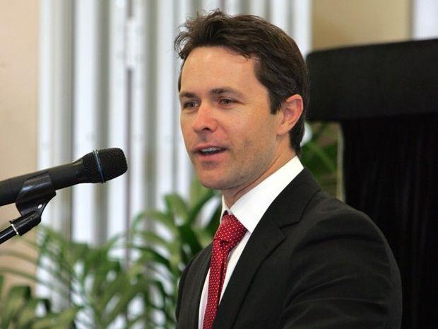 Home Affairs Minister Jason Clare