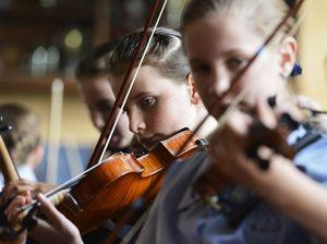 Ipswich schools set for World's Biggest Orchestra