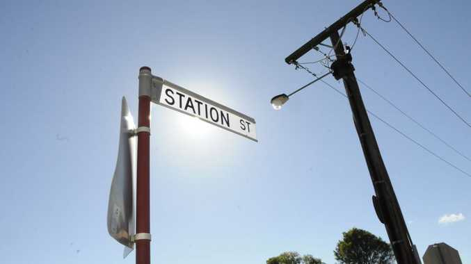 Station Street in Toowoomba has been identified as a drug hot spot by new crime maps.