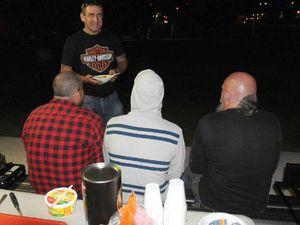 Food van aids Gympie's homeless