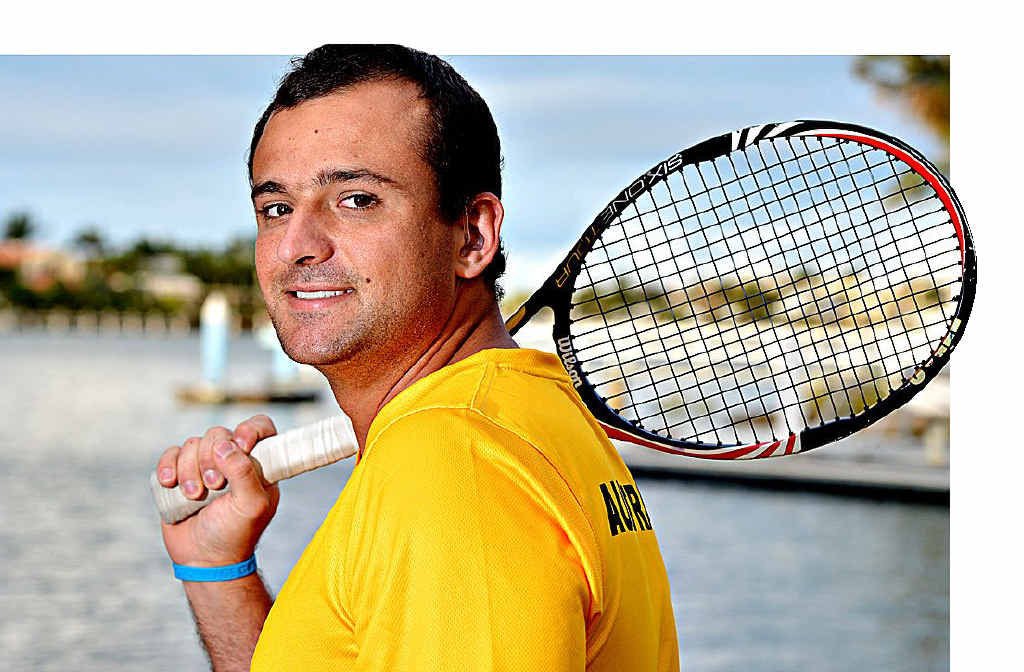 Tennis player Jamie Zafir will represent Australia at the Deaflympics in Bulgaria at the end of the month.