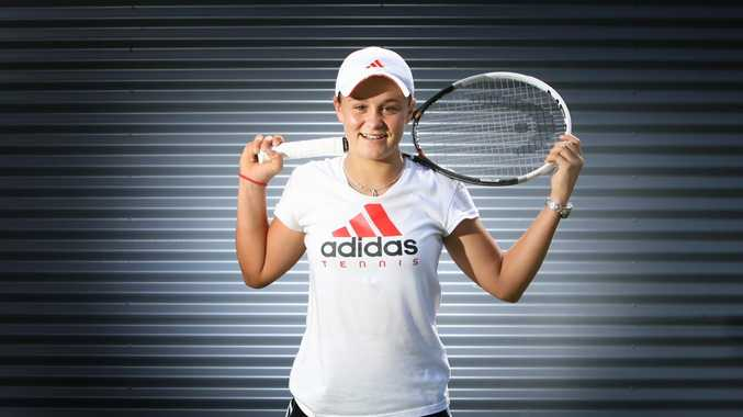 Ipswich teen Ashleigh Barty and world No.1 Serena Williams clash in the opening round of the Australian Open tonight.