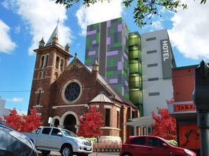 Hotel tower development has Toowoomba CBD looking up