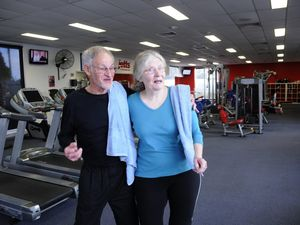 Exercise the key to a long life