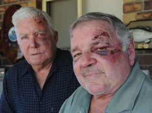 Assault victim speaks about violent night in Brisbane
