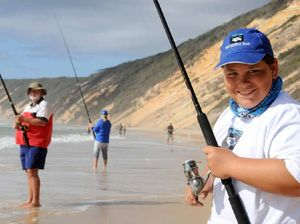 Rainbow Beach Family Fishing Classic to be biggest ever