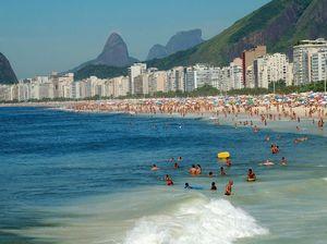 Succumb to the samba