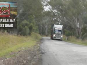Fix Australia's worst road: Mt Lindesay Road
