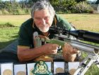 GOOD SHOT: Peter Hayden's shooting was on target to claim a number of medals at the National Rifle Association's 42nd National Championships recently.