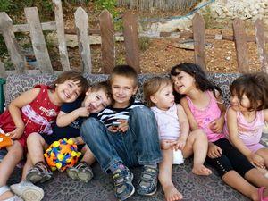 Palestine through the eyes of its children
