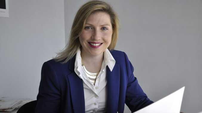Western Downs Regional Council development assessment coordinator Felicity Tait.