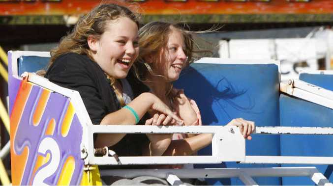 SHOW THRILLS: Families can enjoy a day out at the annual Laidley Show.