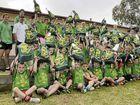 Juniors brush up on skills at NRL Backyard League Clinic