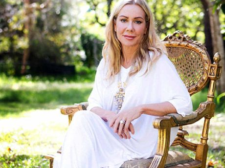 COUNTRY GIRL: Audrey Fisher is a marriage celebrant and co-owner of Cove Global Living in Brunswick Heads.