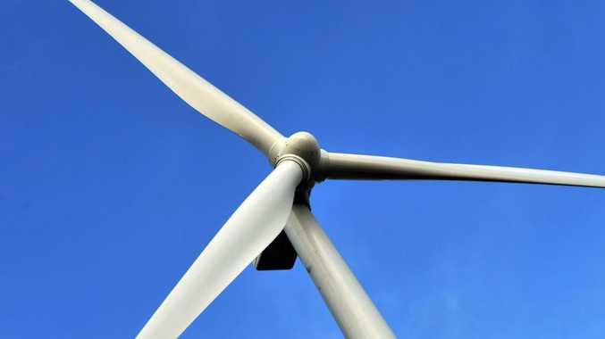 A_NZPA51017.JPG Wind farms, turbines, Te Apiti, Palmerston North, New Zealand, Sunday, August 10, 2008. Credit:NZPA / Ross Setford