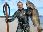 BIG CATCH: Yeppoon man Dieter Danowski caught this 20.1 kg estuary cod near Conical Island in Keppel Bay.